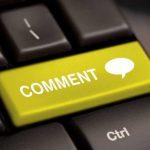 Комментирование статей или зачем нужны комментарии на блоге